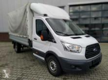 Furgoneta furgoneta con lona Ford Transit Pritsche 350 L3*Klima*Navi*AHK*