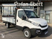 Utilitaire plateau ridelles Iveco Daily 35 S 16 Pritsche AHK+Klima+Tempomat+DAB