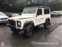 Land Rover fourgon utilitaire occasion