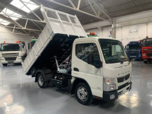 Fuso Canter new standard tipper van