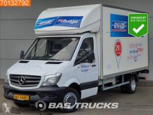 Mercedes zárt és magasított rakterű kisteherautó Sprinter 513 CDI Bakwagen Laadklep Koffer LBW Airco Klima A/C Cruise control