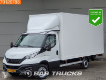 Utilitaire caisse grand volume Iveco Daily 35S18 3.0 180PK Extra Lange 492cm Bakwagen Laadklep Nieuw!!! A/C Cruise control