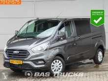 Ford cargo van Transit 2.0 TDCI Automaat LIMITED DC Trekhaak Navi Camera L2H1 4m3 A/C Double cabin Towbar Cruise control