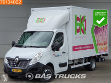 Utilitaire caisse grand volume Renault Master 2.3 dCi 165PK Mooie NL bakwagen Dubbellucht Laadklep Zijdeur Airco A/C Towbar Cruise control