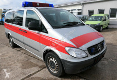 Furgoneta Mercedes Vito 111 CDI Lang Automatik KLIMA AHK 6-Sitzer furgoneta furgón usada