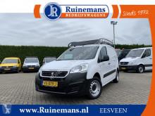 Peugeot Partner 1.6 HDi XT / 17x OP VOORRAAD !! / IMPERIAAL / 1e EIGENAAR / CRUISE CONTROL / SCHUIFDEUR / ELEK. PAKKET használt haszongépjármű furgon