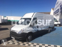 Furgoneta furgoneta furgón Iveco 35 S13 15 M3