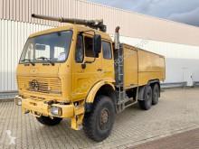 Mercedes NG 2636 A 6x6 NG 2636 A 6x6, V10-Motor, 10.000l Tank, 2x Vorhanden! camião limpa fossas usado