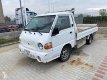 Hyundai H 100 2.5 TD used dropside flatbed van
