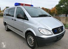 Mercedes Vito Vito 111 CDI Lang Automatik KLIMA AHK 6-Sitzer használt mikrobusz
