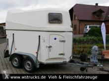 Vollpoly 2 Pferde trailer used horse