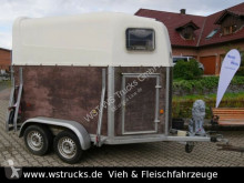 Holz Poly 2 Pferde mit SK trailer used horse