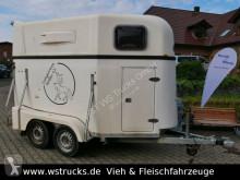 Remolque Alf Vollpoly 2 Pferde remolque para caballos usado