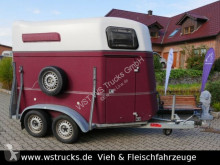 Přívěs vůz na dopravu koní Böckmann Comfort 2 Pferde