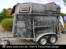 Böckmann Vollpoly 2 Pferde used light trailer