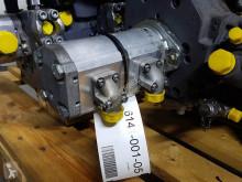 Hydraulique WP09A2 - Gearpump/Zahnradpumpe/Tandwiel