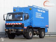 Camión bomberos Mercedes 917 - Expeditie - Camper - Werkplaats, Werkplatz, Servicetruck