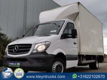 Mercedes cargo van Sprinter 513 cdi laadklep schade