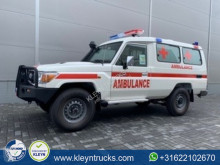 Utilitaire Toyota Land Cruiser VDJ78L bls ambulance (new)