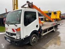 Furgoneta Nissan Cabstar 35-12 + DAMAGED MULTITEL AERIAL PLATFORM 16 METER otra furgoneta usada
