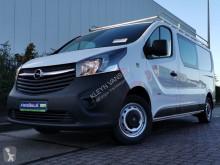 Opel Vivaro 1.6 cdti dc lang ac 6 pe nyttofordon begagnad