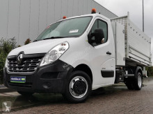Utilitaire benne Renault Master 2.3 dci 165, kipper, kis