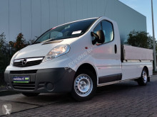 Comercial estrado caixa aberta Opel Vivaro 2.0 cdti open laadbak,