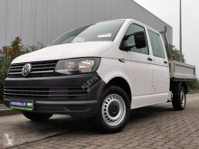 Utilitaire plateau Volkswagen Transporter 2.0 TDI dubbel cabine