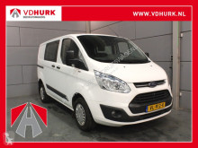 Furgão comercial Ford Transit 2.2 TDCI 126 pk DC Dubbel Cabine Navi/Camera/Cruise/PDC/Airco