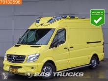Mercedes Sprinter 319 CDI V6 EU6 Automaat Luchtvering Dutch Ambulance Visser L2H2 A/C Cruise control ambulance occasion