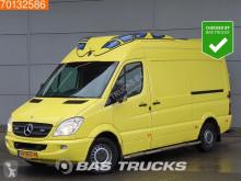 Ambulance Mercedes Sprinter 319 CDI V6 EU5 Automaat Dutch Ambulance Rettungswagen Ziekenwagen L2H2 A/C Cruise control