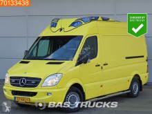 Ambulance Mercedes Sprinter 319 CDI V6 32x Dutch Ambulance Rettungswagen L2H2 A/C Cruise control