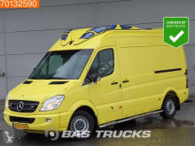 Furgoneta ambulancia Mercedes Sprinter 319 CDI V6 Dutch Ambulance Ziekenauto Rettungswagen L2H2 A/C Cruise control