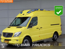 Furgoneta ambulancia Mercedes Sprinter 319 CDI V6 Euro6 32x on stock Dutch Ambulance Rettungswagen L2H2 A/C Cruise control