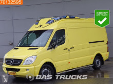 Ambulance Mercedes Sprinter 319 CDI V6 EU5 Automaat Dutch Ambulance Luchtvering Ziekenwagen L2H2 A/C Cruise control