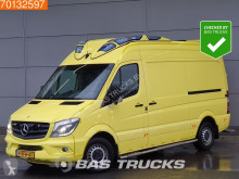 Ambulance Mercedes Sprinter 319 CDI V6 Euro6 Fully equipped Dutch Ambulance Brancard L2H2 A/C Cruise control