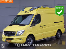 Mercedes Sprinter 319 CDI V6 Euro6 Brancard Fully equipped Dutch Ambulance Krankenwagen L2H2 A/C Cruise control ambulanza usata