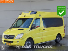 Ambulância Mercedes Sprinter 319 CDI V6 Automaat Dutch Ambulance Good condition L2H2 A/C Cruise control