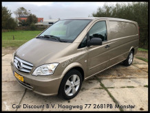 Mercedes Vito 113cdi xxl automaat, airco, navi, lm velgen, euro 5 furgon second-hand