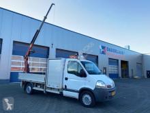Cassone Nissan Interstar Palfinger 2300 A, EURO 5, 1.290 Kg Payload. Crane/Kraan/Kran, WB: 408 cm
