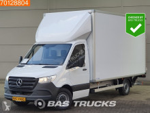 Mercedes Sprinter 316 CDI 160PK Laadklep Zijdeur Navi Cruise Bakwagen Meubelbak A/C Cruise control new cargo van