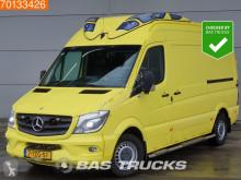 Mercedes Sprinter 319 CDI V6 Complete Dutch Ambulance Brancard Euro6 Rettungswagen A/C Cruise control ambulance occasion