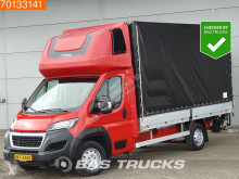 Peugeot Boxer 2.0 Blue HDI 163PS Ladebordwand Pritsche Plane Parking heater 20m3 A/C фургон б/у