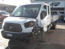 Ford dropside flatbed van Transit 2.0 TDCi