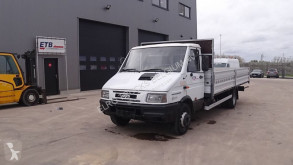 Utilitaire plateau Iveco turbo Daily 59 - 12 (SUSPENSION LAMES / STEEL SUSPENSION)
