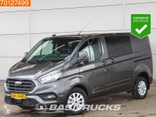 Ford cargo van Transit 2.0 TDCI 170PK LIMITED Adaptive cruise DC Automaat Trekhaak Blind spot L1H1 3m3 A/C Double cabin Towbar Cruise control