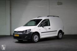 Volkswagen cargo van Caddy 1.6 TDI 102pk BPM Vrij Airco Cruise Trekhaak Achterklep