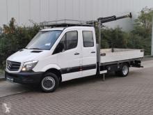 Furgoneta furgoneta caja abierta Mercedes Sprinter 513 cdi dubbel cabine hi