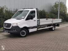 Furgoneta furgoneta caja abierta Mercedes Sprinter 516 xl openlaadbak