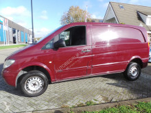 Fourgon utilitaire Mercedes Vito 115 CDI 320 Lang DC luxe 4X4, Automaat, GEEN APK